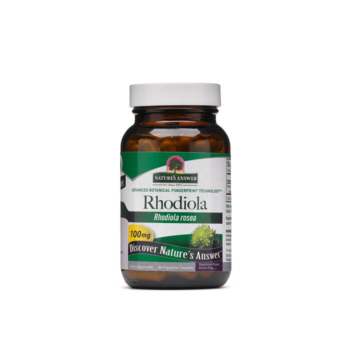 Rhodiola by Nature's Answer
