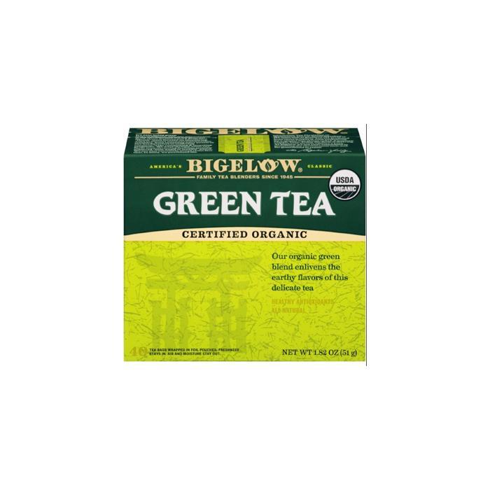 Organic Green Tea by Bigelow