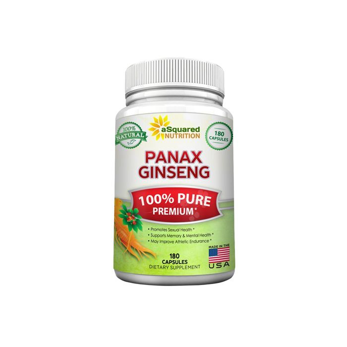 Red Korean Panax Ginseng by Pure