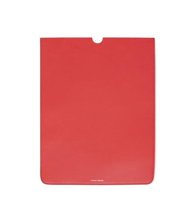 Mansur Gavriel Flama Laptop Sleeve