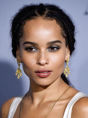 The 4 Skincare Products in Zoë Kravitz's Medicine Cabinet