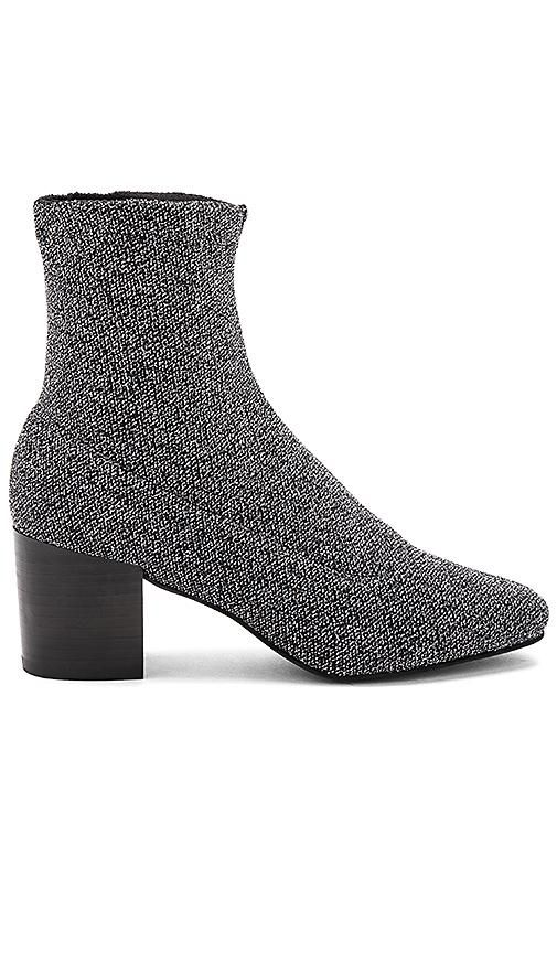Comet Boot in Metallic Silver. - size 37 (also in 36,38,39,40)