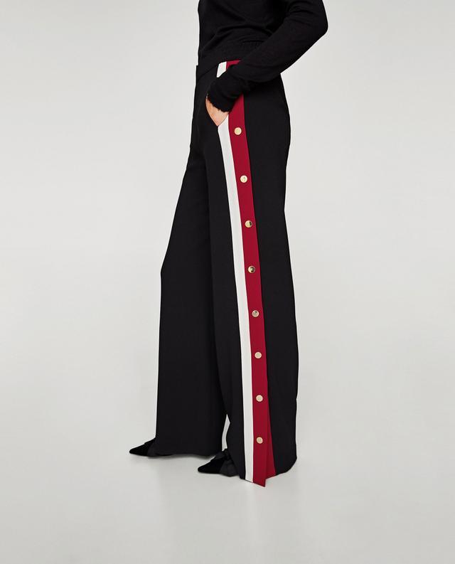 Zara Pyjama Style Pants