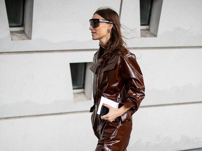 How to clean patent leather