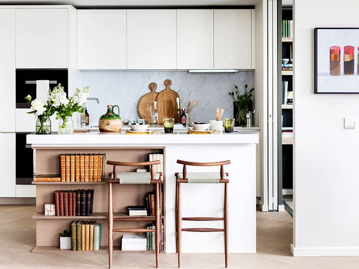 Island Designs For Small Kitchens. These Small Kitchen Island Ideas Will  Make Cooking Easier MyDomaine