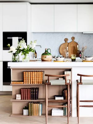 Think Big: These Small Kitchen Island Ideas Will Make Cooking Easier