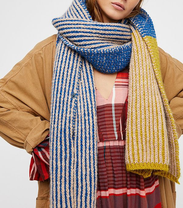 Oliviero Convertible Wrap by Free People