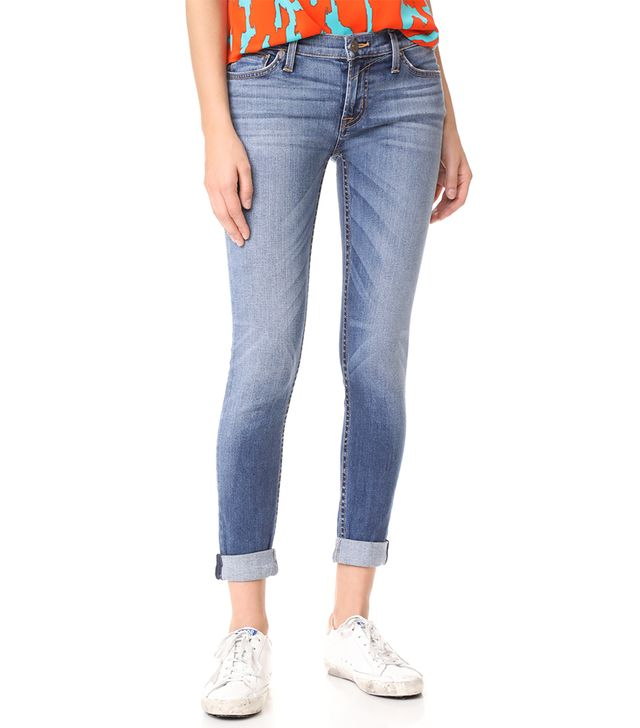 Tally Contender Crop Jeans
