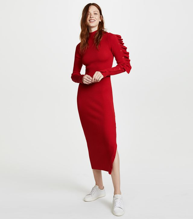Allegra Knit Dress