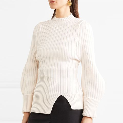 Pablo Ribbed Wool Sweater