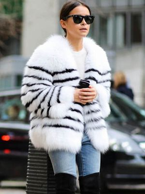 The Best Faux-Fur Pieces to Buy Now