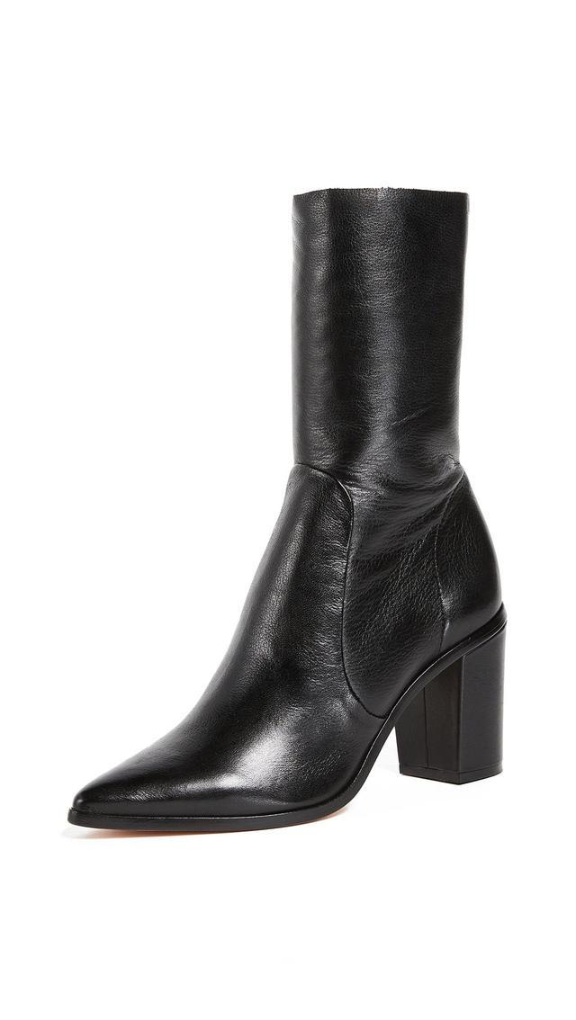 Anaflor Block Heel Boots