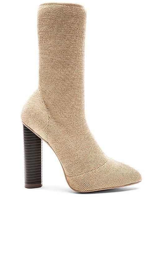 Piper Bootie in Beige. - size 6.5 (also in 10,7,7.5,8,8.5,9)
