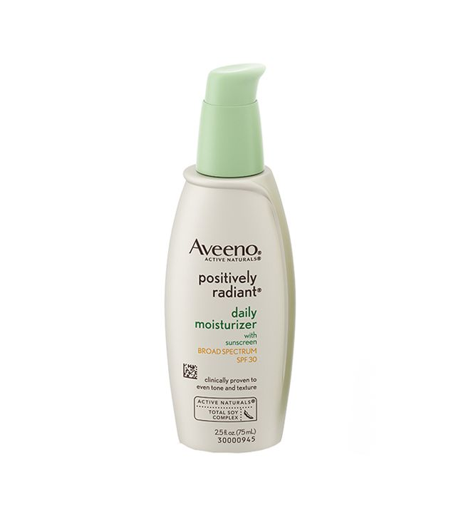 Aveeno Positively Radiant Daily Moisturizer Broad Spectrum SPF 30