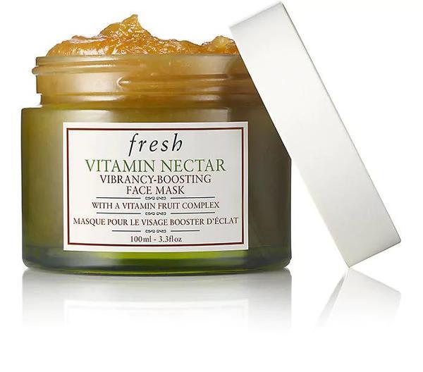 Women's Vitamin Nectar Face Mask