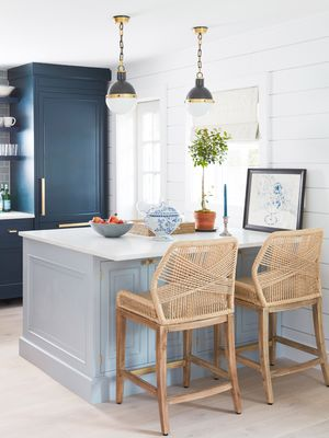 Inside the Sophisticated, Light-Drenched Hamptons Home of Our Dreams