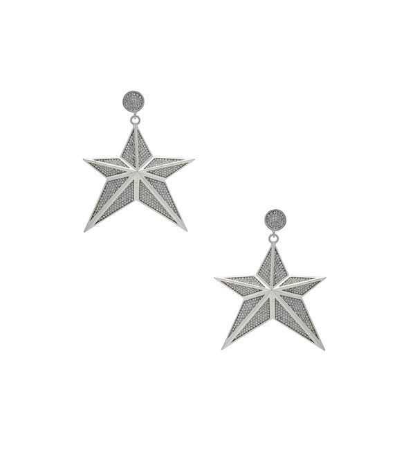 Magda Butrym Star Earrings