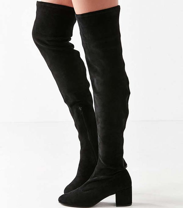 Urban Outfitters Thelma Over-the-Knee Boots
