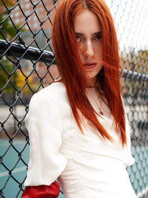 Authenticity, Creativity, Drive: Model Teddy Quinlivan Is the Woman to Watch