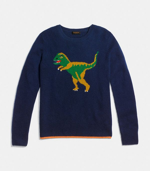 Coach 1941 Rexy Crewneck Sweater