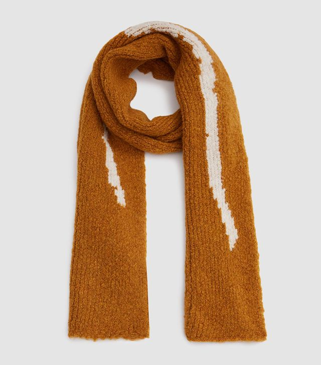 Paloma Wool Pollock Scarf in Copper