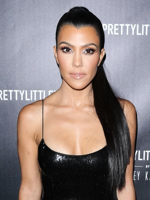 Kourtney Kardashian Just Debuted the Shortest Haircut She's Ever Had