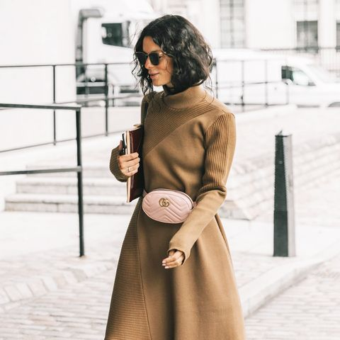 The New Way to Wear Winter Dresses