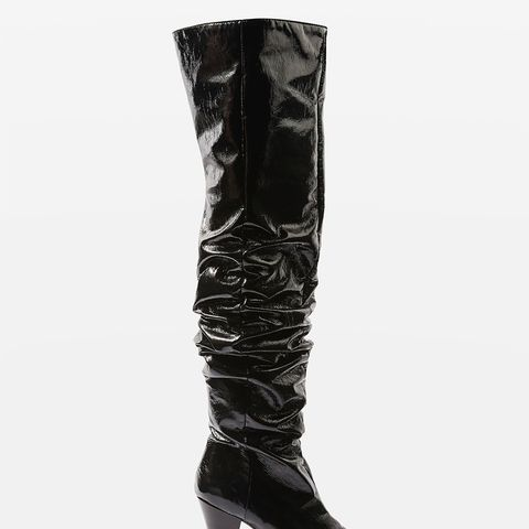 Boxer High Leg Boot