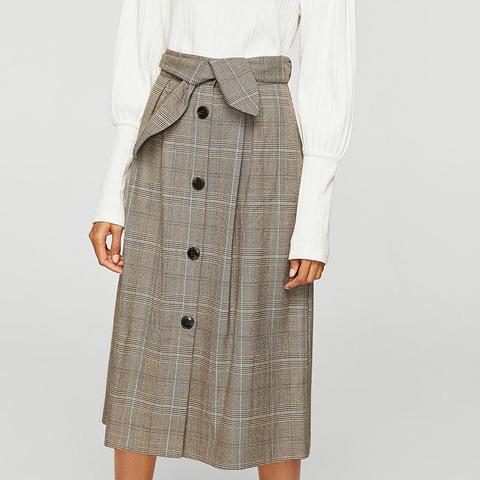 Decorative Bow Skirt