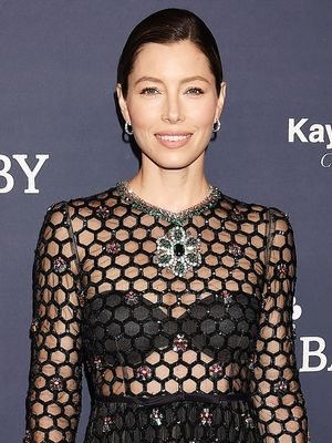 The Slimming $34 Underwear Jessica Biel Wore on the Red Carpet