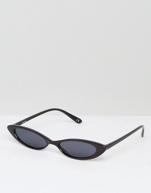ASOS Small Cat Eye Glasses