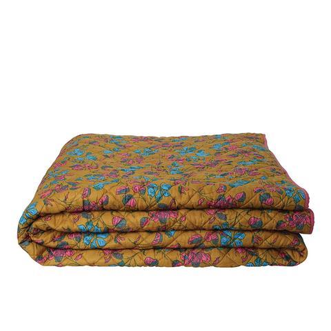 Botanica Quilted Bedspread Comforter