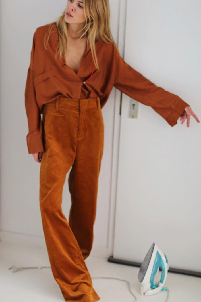 The Outfits That Are Perfect With Corduroy Pants Who