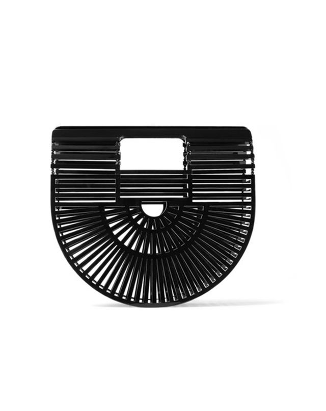 Cult Gaia Ark Mini Acrylic Clutch