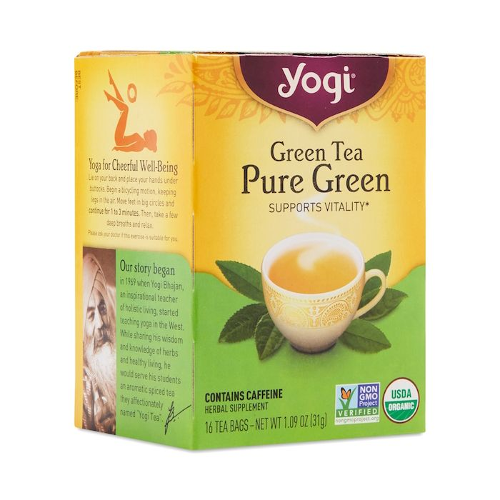 Pure Green Tea by Yogi