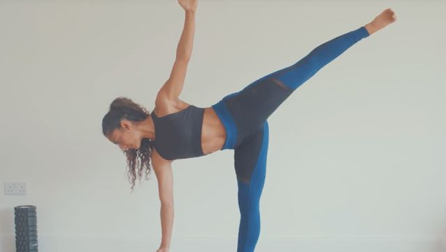 Stressed Out? This Is the Yoga Pose You Should Master