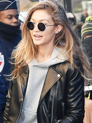 If You're Bored of Scruffy Trends, You'll Love Gigi Hadid's All-Pink Outfit