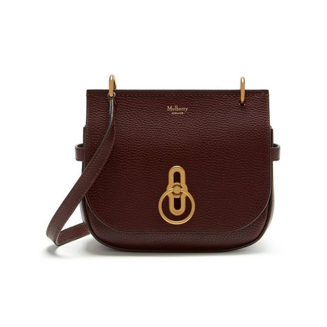 Mulberry Small Amberley Satchel
