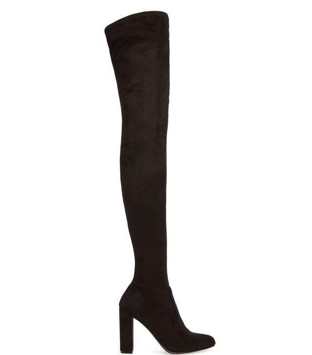 Ezra Thigh High Boots