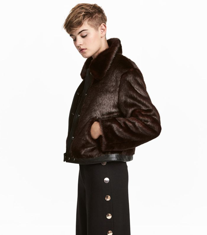 Blog mode, vetements fashion, fashion blog -The Absolute Best Faux-Fur Coats - 1