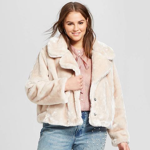 Women's Faux-Fur Coat