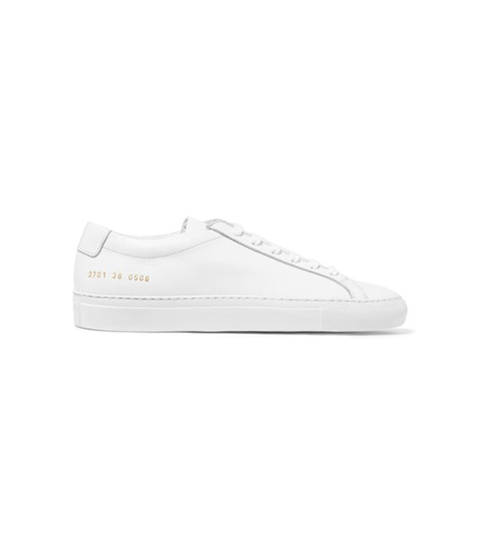 best white classic sneakers
