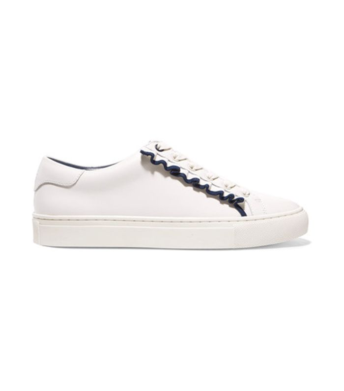 The White Brand Sneakers Street black beige - 41
