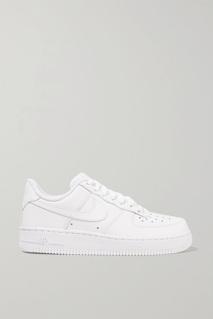 best white leather sneakers