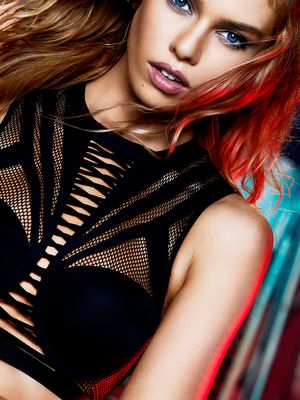 Now, Your First Look at Victoria's Secret x Balmain