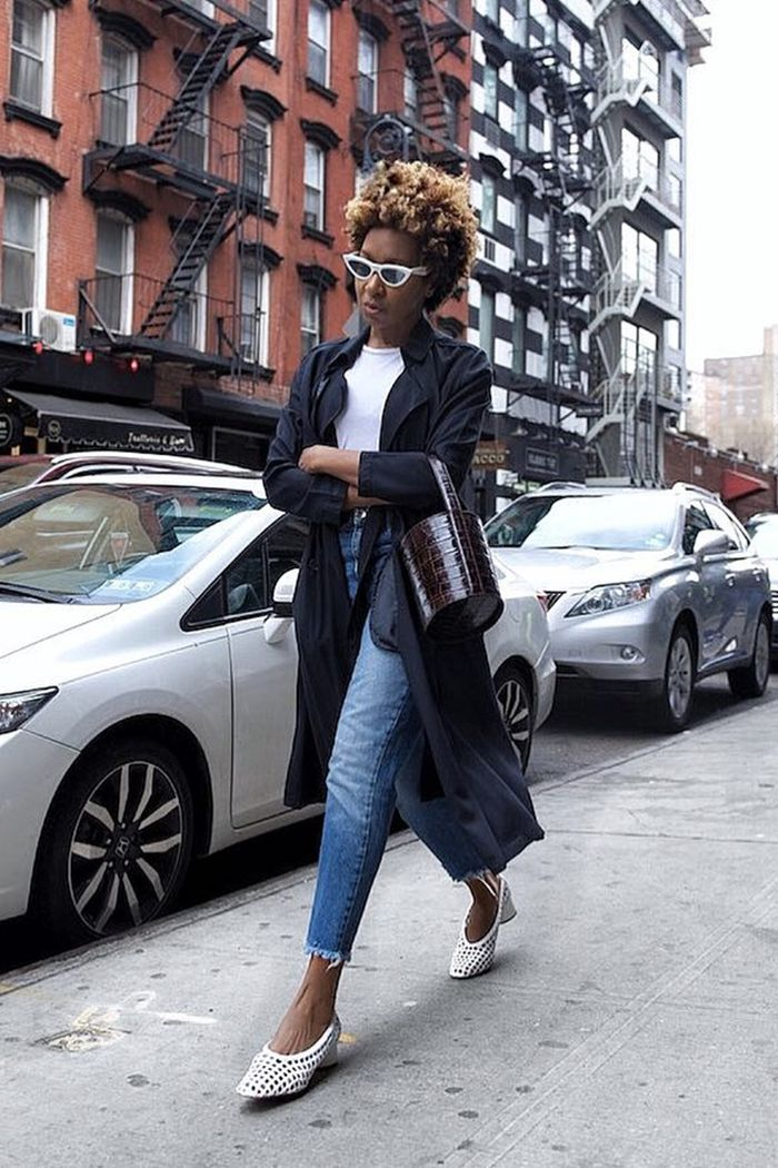 20 Cute Outfits To Wear With Skinny Jeans Who What Wear
