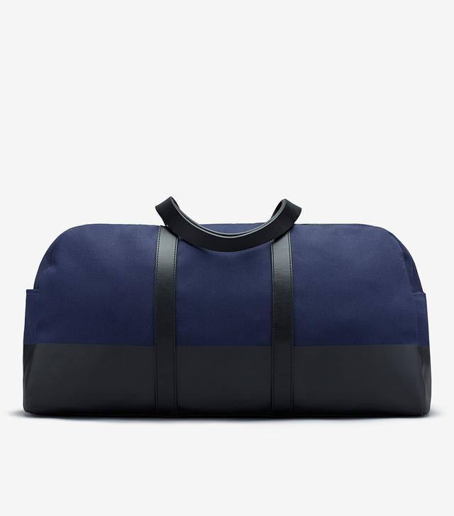 Women's Twill Weekender Bag by Everlane in Dark Green