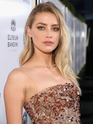 """Amber Heard on Aging: """"What an Honor to Grow Into Your Face"""""""