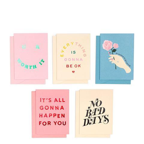 I Got Your Back Greeting Card Set