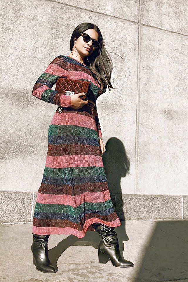 15 winter goingout outfits  whowhatwear uk